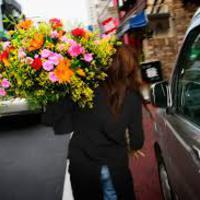 Virágküldés