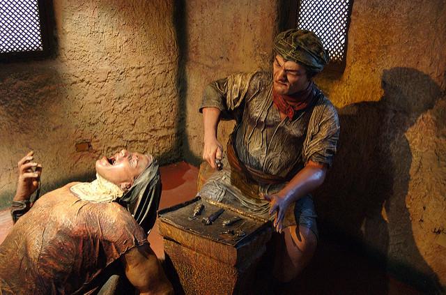 Középkori fogászat