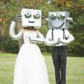 """Áldását adná két robot """"házasságára""""?"""