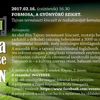 Tajvani Filmtavasz - részletes ajánló