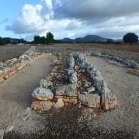 Késő vaskori épület feltárása Mallorcán