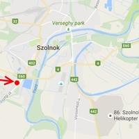 Leletmentés Szolnok iparterületén