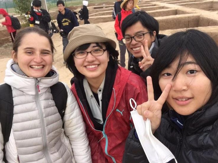 Japán barátokkal