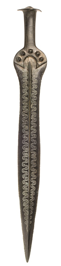 4.A hajdúsámsoni bronz kard. Forrás: http://hajdusamson.hu/?p=17343