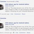Facebook: átveszi a megosztás helyét a lájk?
