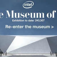 Intel közösségi kampány - Intel The Museum of Me