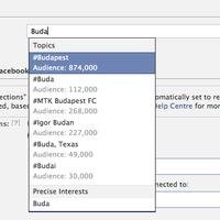 Újított a Facebook a hirdetési rendszeren