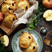 Almás-szilvás pite