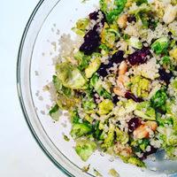 Kelbimbós, kuszkusz saláta