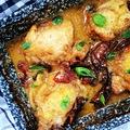 Krémes, szárított paradicsomos csirke