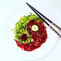 Uborka-cékla saláta