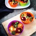 Zöldségtekercs, avagy feltekert zöldségek