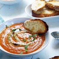 Sültparadicsom leves