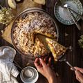 Körtés mandulás pite
