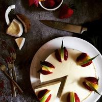 Pina Colada joghurt torta