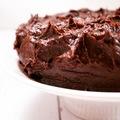 Édesburgonyás csokitorta édesburi krémmel