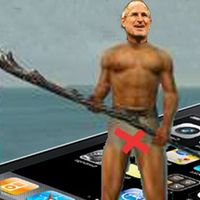 Steve Jobs szemérmetlenül kaszál az iPhone-on
