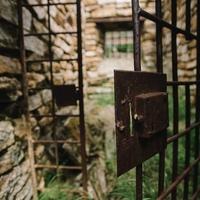 Butugicsag, a Szovjetunió egyik legismertebb kényszermunkatáborának romjai