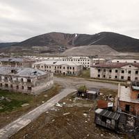 Iultin, a szovjet bányászat mementója