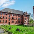 A szovjet légierő elhagyott kiképzőközpontja