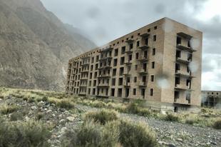 Enyilcsek, a legfiatalabb elhagyott szovjet szellemváros