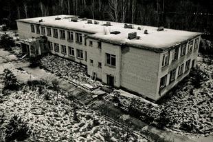 Irbene, titkos szovjet radarközpont a Baltikumban