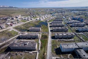 Csukotka elhagyott nukleáris rakétabázisa, Gudim (Anadir-1, Magadan-11)