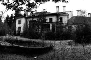 Fabergé dácsája, a szovjet NKVD elhagyott szanatóriuma