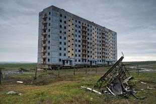 Alykel, a szovjet vadászpilóták szellemvárosa