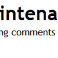 Kommenttelen hétvége a Weblogs blogjain