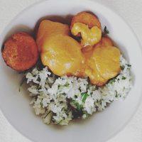 Nagyszombati ünnepi ebéd vegán módra: Malai kofta