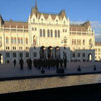 #Hungary #proud #23october #whetherigotowork Na igen, ilyen szépen... Most először láttam élőben.
