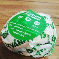 Istvánffi veggie Burger :) Oh, it's simple amazing!