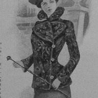 női divat 1900. május