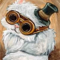 Napi Cuki: Steampunk Perzsa cicc