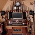 Viktoriánus irányítópult orgona avagy idegenvezetés egy steampunk otthonban