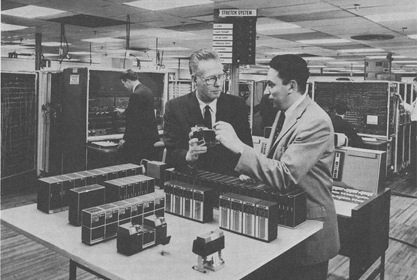 Számítástechnika története 2 generáció