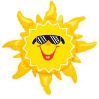 Sun, fun noszing tu du...