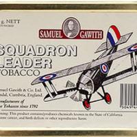 A tankonyvi English - Samuel Gawith Squadron Leader