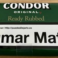 A Condor (végre) leszállt - Condor Ready Rubbed