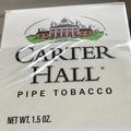 Klasszikus amerikai OTC pipadohányok - Carter Hall
