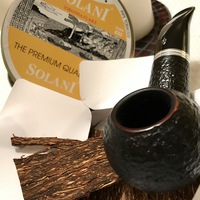 Solani Virginia Flake Perique-el (Blend 633) - szuper VaPer