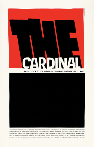 The Cardinal, 1963, rendező: Otto Preminger