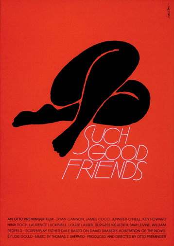 Such Good Friends, 1971, rendező: Otto Preminger
