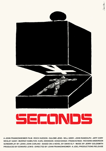 Seconds, 1966, rendező: John Frankenheimer