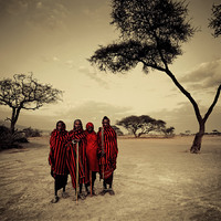 Gyönyörű fényképek a világ eltűnőben lévő nomád törzseiről