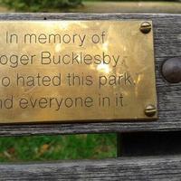 Köztéri emléktábla Londonban