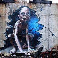 Kultfilmes graffitik