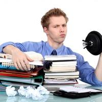 Sportolás munkavégzés közben? Megoldható!
