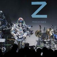 Robotzenekar alakult Japánban
